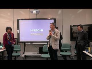 Panel Discussion: Calvin YU, Will MA, Allan YUEN, Amy WU - HKAECT AGM 2013